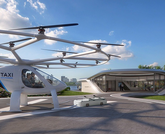 Shanghai Newpaper_ Geely owns minority share in Volocopter venture